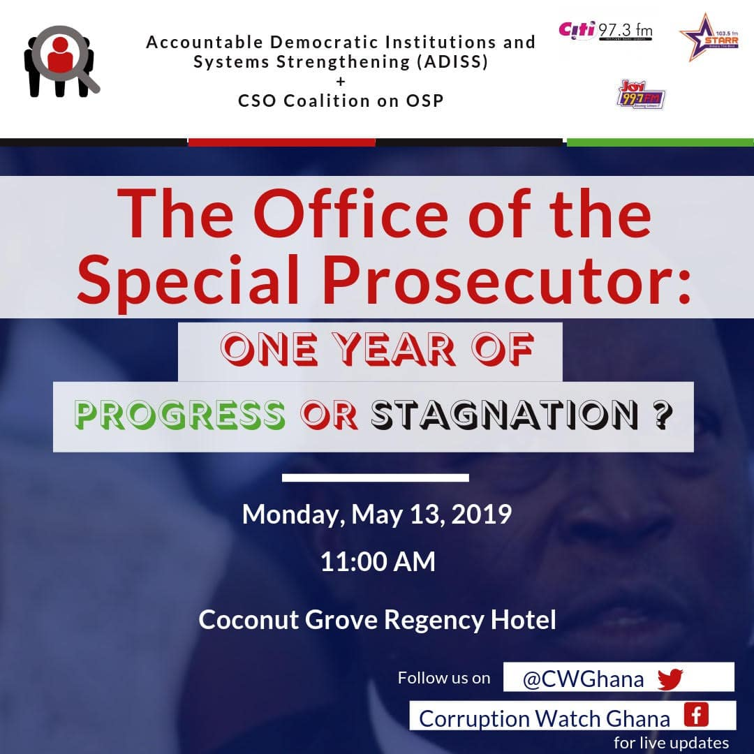 An assessment of the Office of the Special Prosecutor, one year on